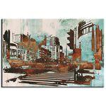 Πίνακας Abstract city
