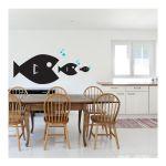 Αυτοκόλλητο τοίχου Ψάρια