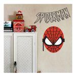 Αυτοκόλλητο τοίχου Spiderman