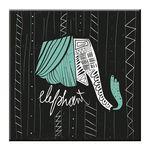 Πίνακας Elephant in the room