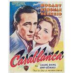 Αφίσα Casablanca 1942