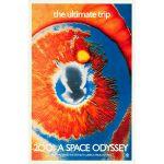 Αφίσα 2001: A Space Odyssey 1968