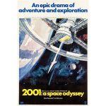 Αφίσα 2001: A Space Odyssey 1968 (3)