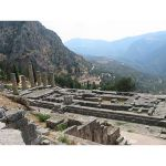 Delphi Apollo Temple
