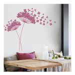 Αυτοκόλλητο τοίχου  Flowers