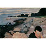 Edvard Munch - Melancholy 1892