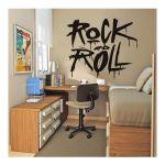 Αυτοκόλλητο τοίχου Rock n Roll