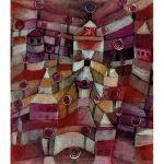 Αφίσα  Paul Klee - Rose garden 1920