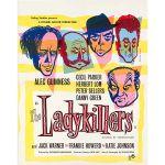 Αφίσα The Ladykillers 1955