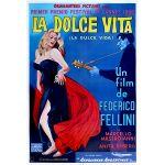 Αφίσα La Dolce Vita 1960