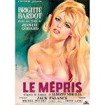 Αφίσα Le Mepris1963