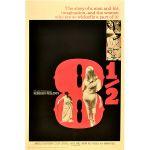 Αφίσα 8½ (1963)