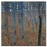 Πίνακας Gustav Klimt - Beech Grove 1902