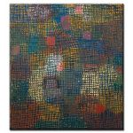 Πίνακας Paul Klee - Colors from a distance 1932