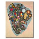 Πίνακας Wassily Kandinsky - Colourful Ensemble 1938