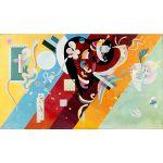 Αφίσα Wassily Kandinsky - Composition IX 1936