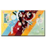 Πίνακας Wassily Kandinsky - Composition IX 1936