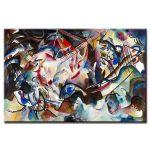 Πίνακας Wassily Kandinsky - Composition VI 1913
