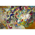 Αφίσα Wassily Kandinsky - Composition VII 1913