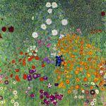 Αφίσα Gustav Klimt - Flower Garden 1907