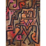 Αφίσα  Paul Klee - Forest witches 1938