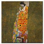 Πίνακας Gustav Klimt - Hope ii 1908