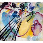 Αφίσα Wassily Kandinsky - Improvisation 26 - 1912