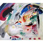 Αφίσα Wassily Kandinsky - Improvisation 34 - 1913
