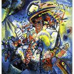 Αφίσα Wassily Kandinsky - Moscow Red Square 1916