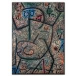 Πίνακας Paul Klee - Oh! these rumors! 1939