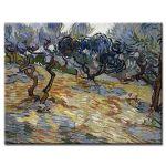 Πίνακας Vincent Van Gogh - Olive Trees 1889