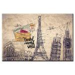 Πίνακας Travel Around the World