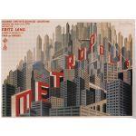 Αφίσα 1927 Metropolis