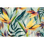 Αφίσα Painted leaves