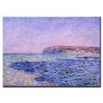 Πίνακας Claud Monet - Shadows on the sea 1882