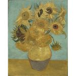 Αφίσα Vincent Van Gogh - Sunflowers 3rd 1888