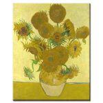 Πίνακας Vincent Van Gogh -  Sunflowers 3rd 1888