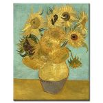 Πίνακας Vincent Van Gogh -  Sunflowers 3rd 1888