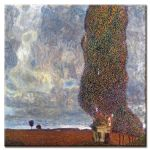 Πίνακας Gustav Klimt - The Big Poplar (Gathering Storm) 1903