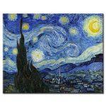 Πίνακας Vincent Van Gogh - The Starry Night 1889