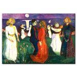 Πίνακας Edvard Munch - The dance of life 1925