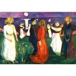 Αφίσα Edvard Munch - The dance of life 1925
