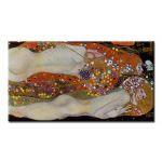 Πίνακας Gustav Klimt -  WaterSerpents II 1907