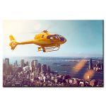 Πίνακας N.Y. Helicopter ride