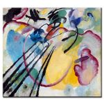 Πίνακας Wassily Kandinsky - Improvisation 26 - 1912