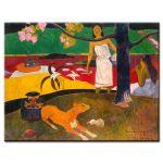 Πίνακας Paul Gauguin - Tahitiennes 1892