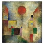 Πίνακας Paul Klee - Red Balloon 1922