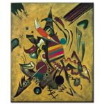 Πίνακας Wassily Kandinsky - Points 1920