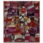 Πίνακας Paul Klee - Rose garden 1920