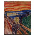 Πίνακας Edvard Munch - Scream 1910